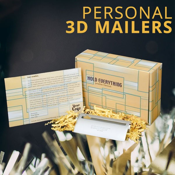 Personal 3D Mailers